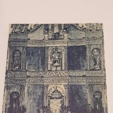 Postales: MONISTROL DE MONTSERRAT - 3 / ALTAR MAJOR / EDIT: ALFARA / SIN CIRCULAR.. Lote 174375627