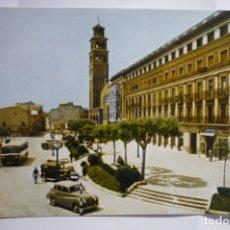 Postales: POSTAL HOSPITALET LLOBREGAT .-PL.AYUNTAMIENTO ESCRITA CM. Lote 174398995