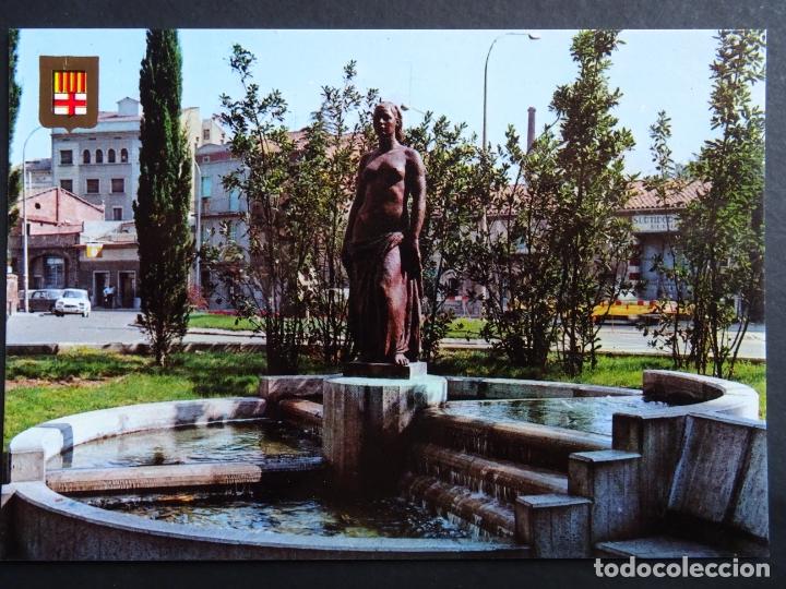 MANRESA, LA BEN PLANTADA , ANTIGUA POSTAL SIN CIRCULAR (Postales - España - Cataluña Moderna (desde 1940))