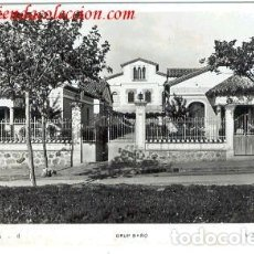 Postales: L'AMETLLA.- GRUP BAÑO. Lote 174412960