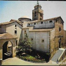 Postais: POSTAL * SANTA COLOMA DE FARNÉS ,ESGLÈSIA PARROQUIAL * 1968. Lote 267578159