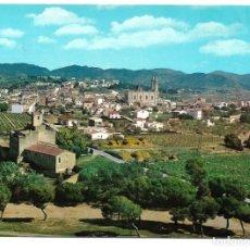 Postales: SAN PEDRO DE RIBAS - VISTA GENERAL - EDITA R. GASSÓ - CIRCULADA AÑO 1964. Lote 175124582