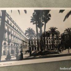 Postales: ANTIGUA POSTAL BARCELONA PLAZA MACIA. Lote 175316962
