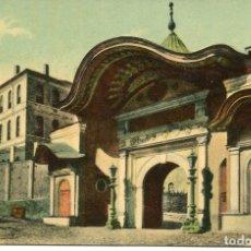 Postales: ARENYS DE MAR-FABRICA DE CHOCOLATES FERNANDO COLL-PUBLICIDAD- MUY RARA. Lote 175396653