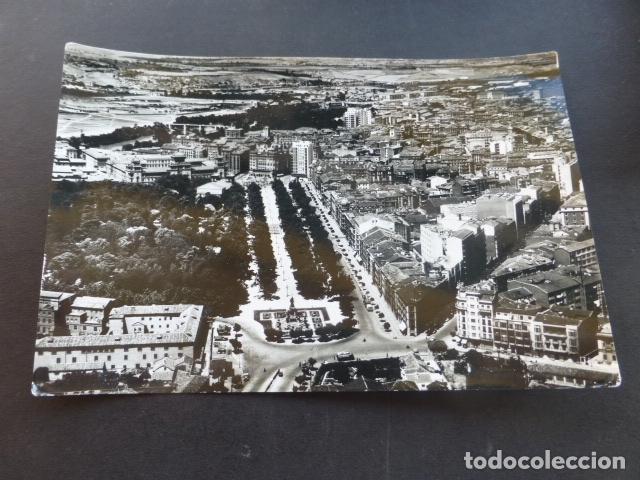 VALLADOLID VISTA AEREA ED. AEROPOST (Postales - España - Cataluña Antigua (hasta 1939))