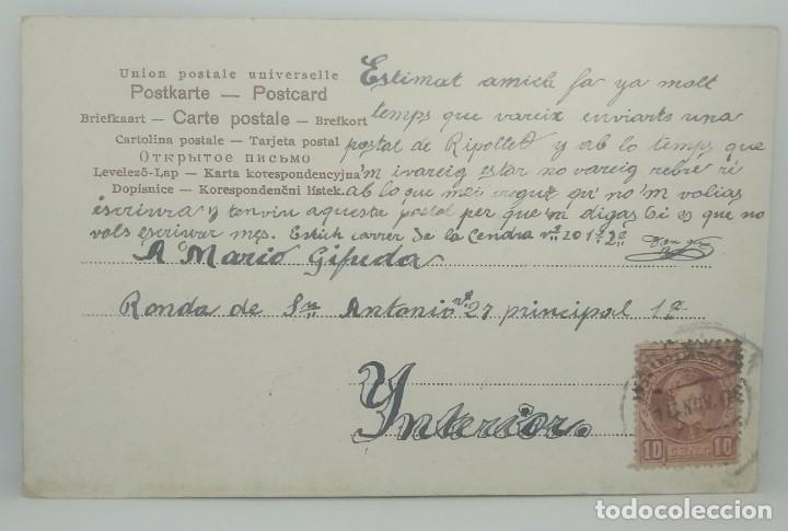 Ripollet Circulada (ver sello)