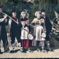 Postales: POSTAL BARCELONA - EN PAYS CATALAN - GROUPE FOLKLORIQUE - DANSEURS CATALANS - APA. Lote 176167114
