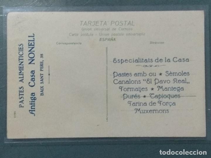 Postales: POSTAL TARRASA ALMACEN DEL SR. FREIXA (M.Z.A.) - Foto 2 - 176213609