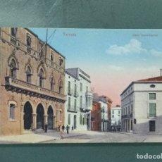 Postales: POSTAL TARRASA CASA CONSISTORIAL. ANGEL TODRA VIAZO.. Lote 176216067