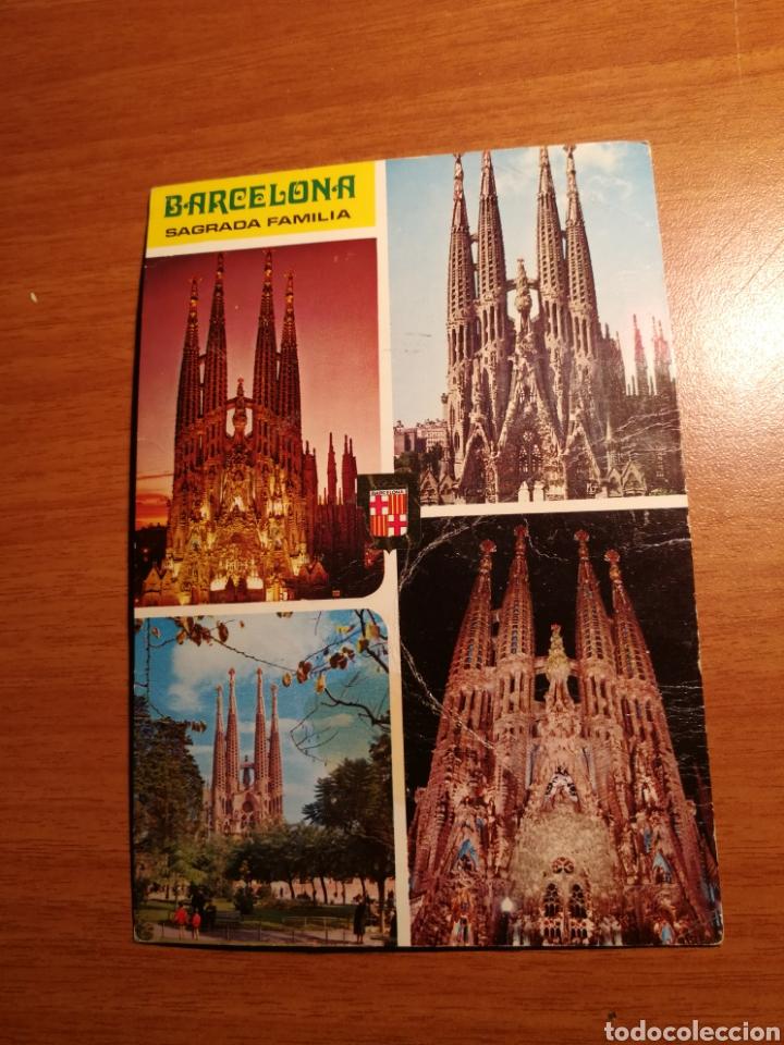 BARCELONA SAGRADA FAMILIA (Postales - España - Cataluña Moderna (desde 1940))