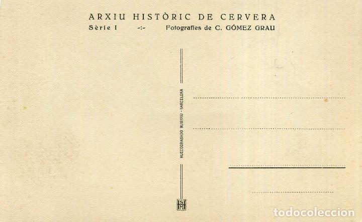 Postales: CERVERA - ESCLÉSIA DE SANT PERE - Foto 2 - 176279087
