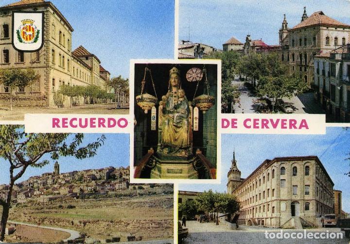 CERVERA - DIVERSOS ASPECTOS (Postales - España - Cataluña Moderna (desde 1940))
