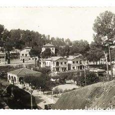 Postales: BARCELONA LA FLORESTA PEARSON ESTACIÓN ED. FOTO BELLMÓN. POSTAL FOTOGRÁFICA, CIRCULADA. Lote 176289912