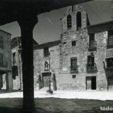 Postales: TÁRREGA - PLAZA DE SAN ANTONIO (FOTO RAYMOND). Lote 176323065