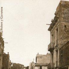 Postales: SANT FELIU DE CODINES PLASSA DEL DOCTOR ROBERT I CARRETERA J.O. Nº 9. Lote 176373858