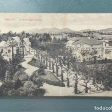 Postales: POSTAL TARRASA - JARDINES FREIXA.. Lote 176419584