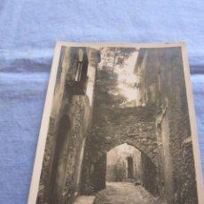 Postales: POSTAL DE MONTBLANCH- TARRAGONA. Lote 176567349
