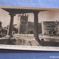 Postales: POSTAL DE MONTBLANCH- TARRAGONA. Lote 176567412