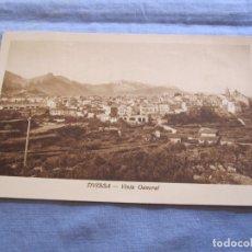Postales: POSTAL DE TIVISSA. Lote 176571433