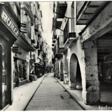 Postales: BALAGUER - FOTOGRAFICA - Nº3 CALLE DE ABAJO - EDICIONES ROMEU - FOTO ZERKOWITZ. Lote 176634055