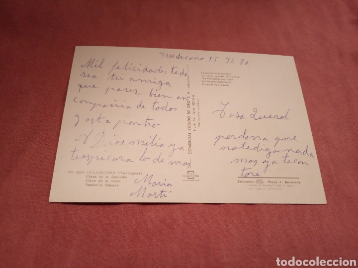Postales: Ulldecona - Foto 2 - 176699708