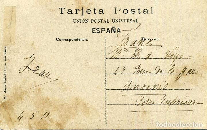 Postales: BARCELONA - PARQUE - Foto 2 - 176751659