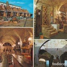 Postales: GIRONA COSTA BRAVA HOSTAL SAN SEBASTIAN PALAGRUGUELL ED. WERTICROM Nº ME-358 AÑO 1970. Lote 176926469