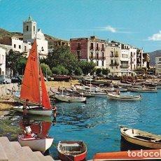 Postales: GIRONA COSTA BRAVA PORT DE LA SELVA ED. V. C. FOTO FABREGAT Nº 1560 AÑO 1966. Lote 176926929