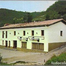 Postales: POSTAL * VIDRÀ , FONDA SERRASOLSAS * 1975. Lote 176933543