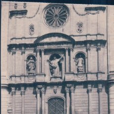 Postales: POSTAL OLOT - 6 / ESGLÉSIA PARROQUIAL / EDIT: J. ANTIGA / DE LUJO.. Lote 177288039