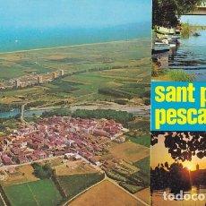 Postales: GIRONA COSTA BRAVA SAN PEDRO PESCADOR ED. MALLAL 1973. Lote 177808850