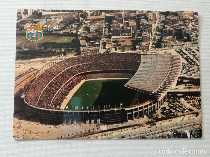 ESTADIO DEL FC. BARCELONA. (Postales - España - Cataluña Moderna (desde 1940))