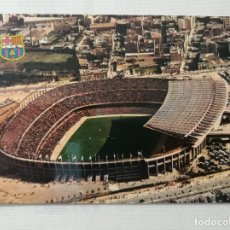 Postales: ESTADIO DEL FC. BARCELONA.. Lote 177829548