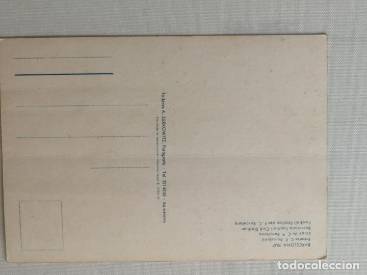Postales: ESTADIO DEL FC. BARCELONA. - Foto 2 - 177829548