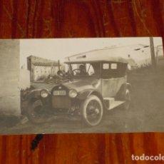 Postales: POSTAL COCHE ANTIGUO - POSTAL DE CORREOS DE ESPAÑA -. Lote 177942929