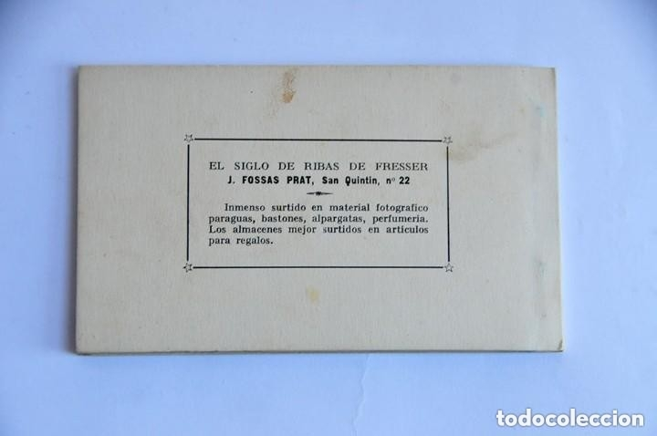 Postales: antiguo libro de postales Record de Ribas 10 postales completo - Foto 4 - 177947075