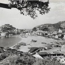 Postales: TOSSA DE MAR, VISTA GENERAL - FOTO J. CEBOLLERO - CIRCULADA. Lote 178002509