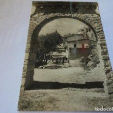 Postales: MAGNIFICA ANTIGUA POSTAL GELIDA,CALLE DEL SOL. Lote 178022797