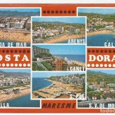 Postales: COSTA DORADA. -B 6601. Lote 178112289