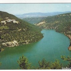 Postales: 1 - VICH (BARCELONA).- PARADOR NACIONAL DE TURISMO Y PANTANO DE SAU. Lote 178113780