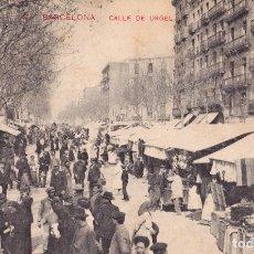 Postales: COLECCIÓN DE 40 ANTIGUAS POSTALES DE BARCELONA. ALGUNAS FOTOGRÁFICAS. DIFÍCILES. Lote 178182686