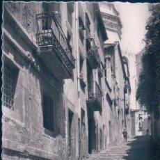 Postales: POSTAL FOTOGRÁFICA- GERONA.- Nº 27, ESCALERAS VIRGEN DE LA PERA- GERONA. Lote 178337640