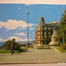 Postales: POSTAL TARRAGONA PASEO CALVO SOTELO . Lote 178628378