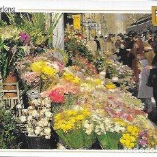Postales: POSTAL * BARCELONA , LES RAMBLES * ESCUT D' OR 1993. Lote 296781398