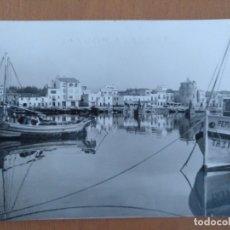 Postales: POSTAL CAMBRILS VISTA PARCIAL FOTO RAYMOND CIRCULADA 9 X 14 CM (APROX). Lote 178670142