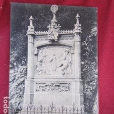 Postales: MONTSERRAT - ROSARIO MONUMENTAL QUINTO MISTERIO. Lote 178687217