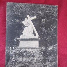 Postales: MONTSERRAT - ROSARIO MONUMENTAL CUARTO MISTERIO DEL DOLOR. Lote 178687640