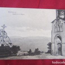 Postales: MONTSERRAT - CAPILLA DE S. MIGUEL. Lote 178688031