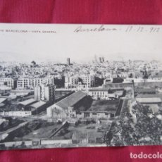 Postales: BARCELONA - VISTA GENERAL. Lote 178688865