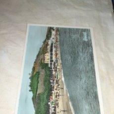 Postales: POSTAL COLOREADA DE CALDETAS. AÑOS 50. Lote 178690130